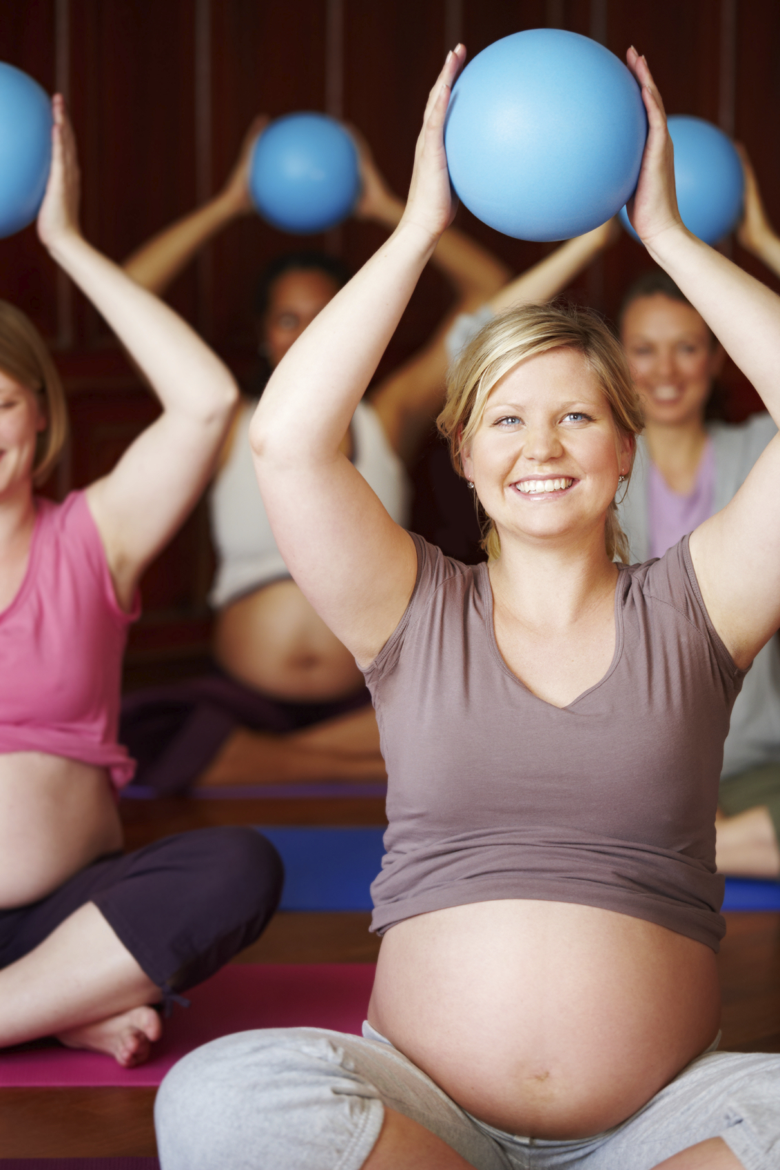 Cardiovascular Exercise During Pregnancy