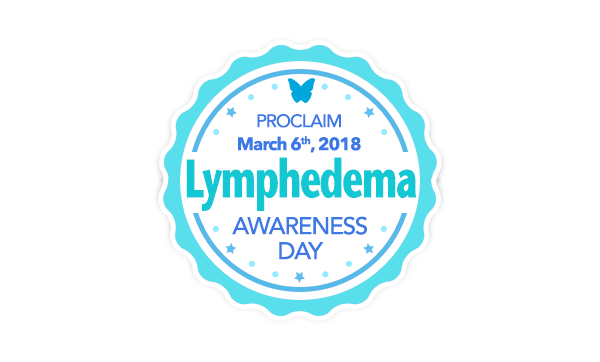 World Lymphedema Day!